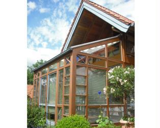 ausstellungs wintergarten schreinerei mooshuber aus. Black Bedroom Furniture Sets. Home Design Ideas
